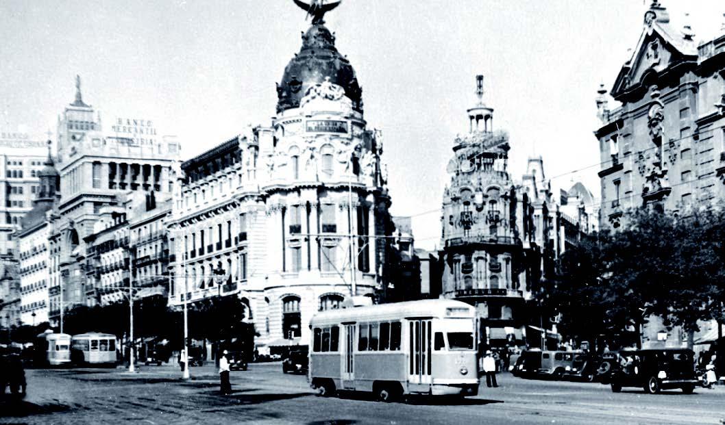 El tranvía madrileño nació hace 140 años