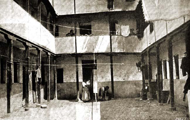 La foto de la semana: Corrala en 1910