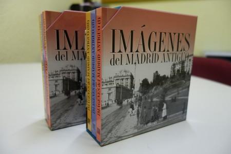Novedades en La Libreria: Estuche  de Imágenes del Madrid Antiguo