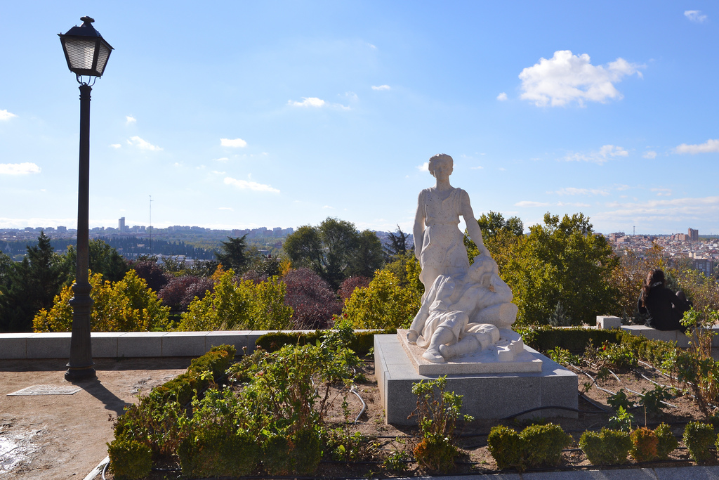 Dalieda de San Francisco. Foto de M. Roa.