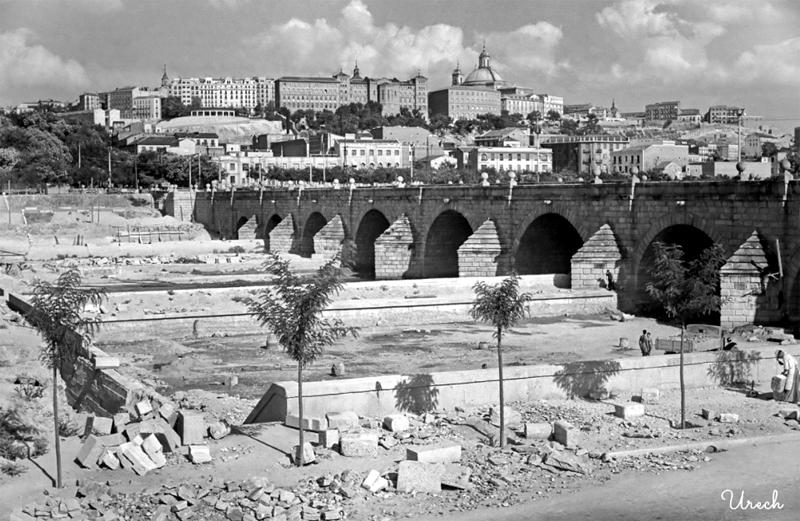 Historia del Puente de Segovia