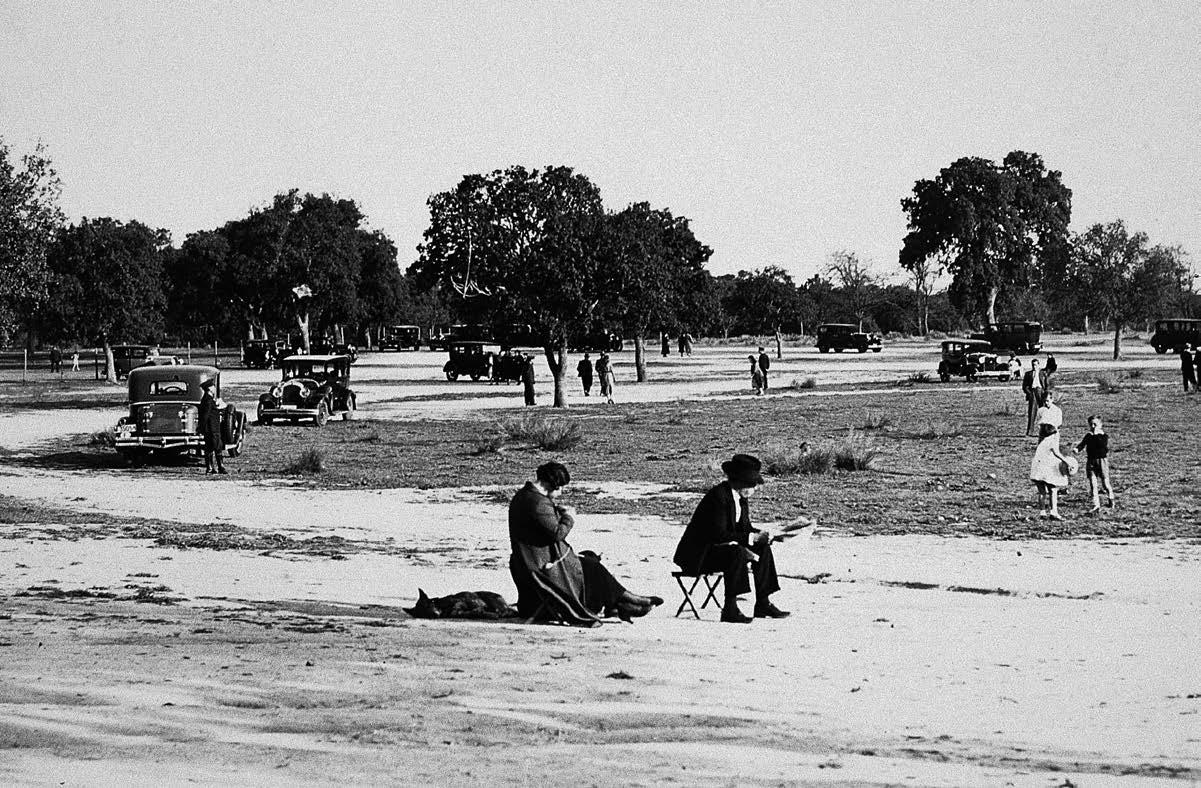 El Pardo, años 30