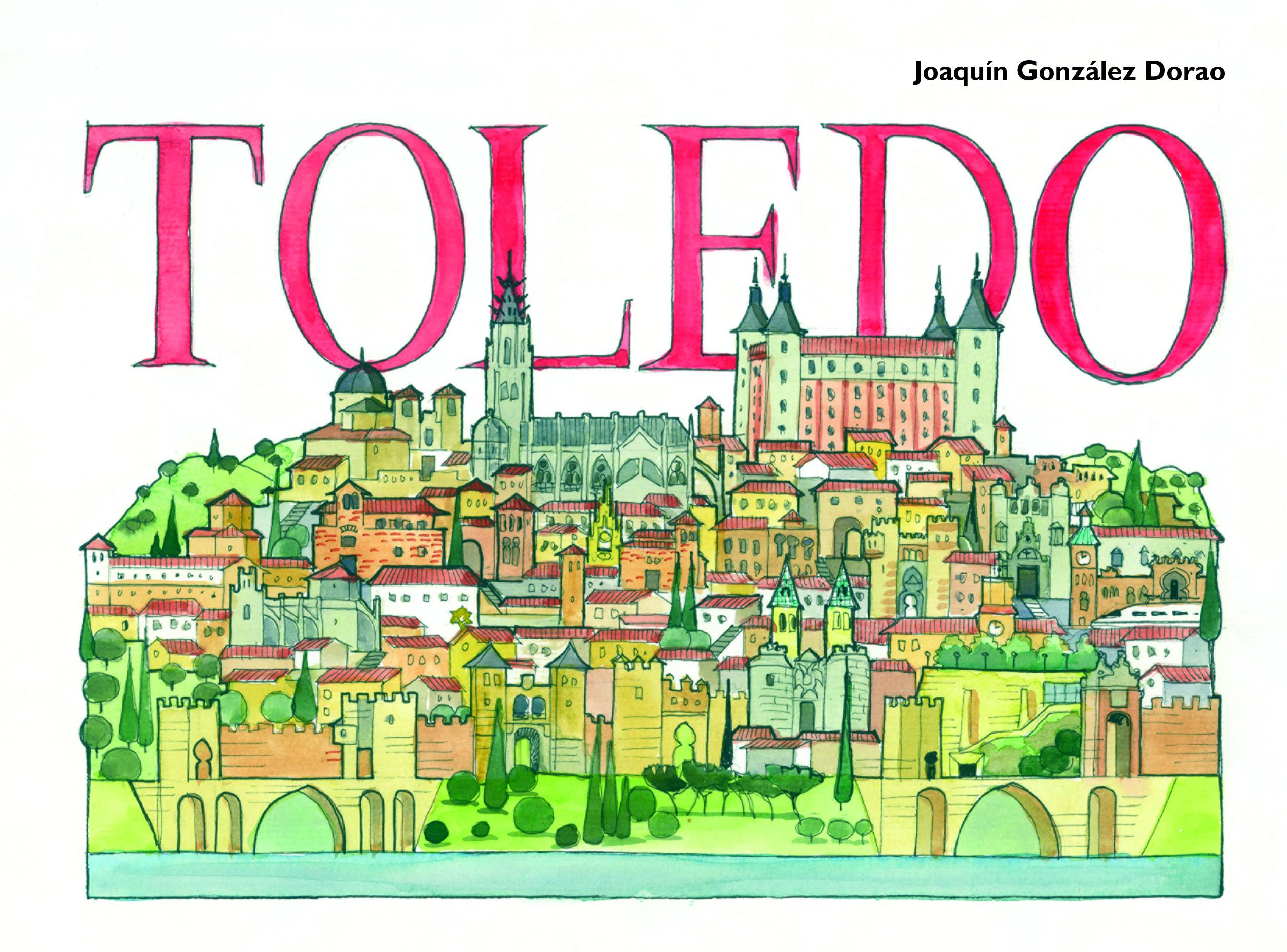 Novedad editorial: Toledo