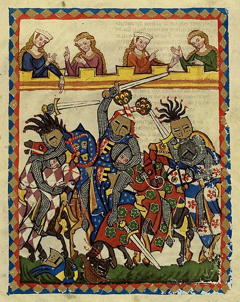Las fiestas de caballería en Madrid