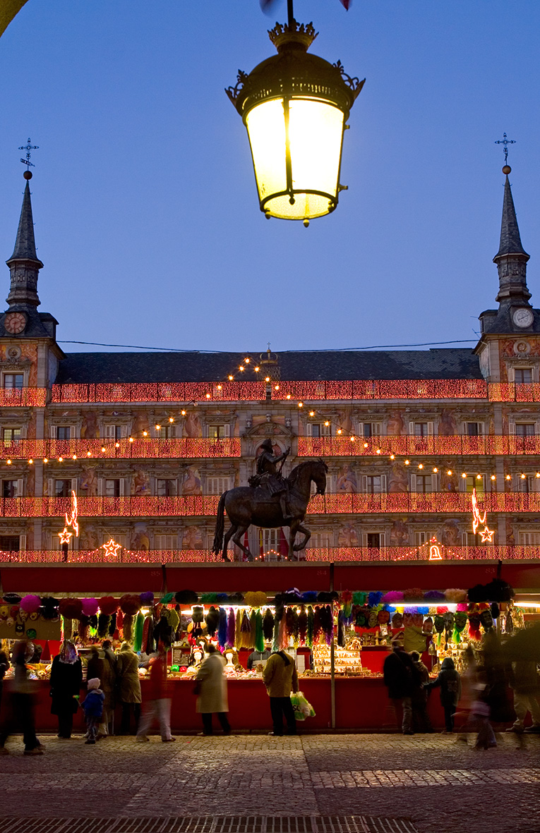 Navidad en Plaza Mayor