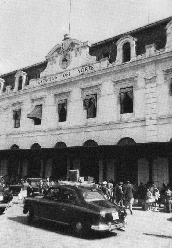 Estación del Norte, 1963