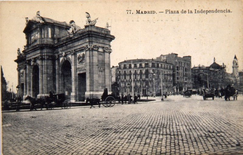 La foto de la semana: La Plaza de la Independencia