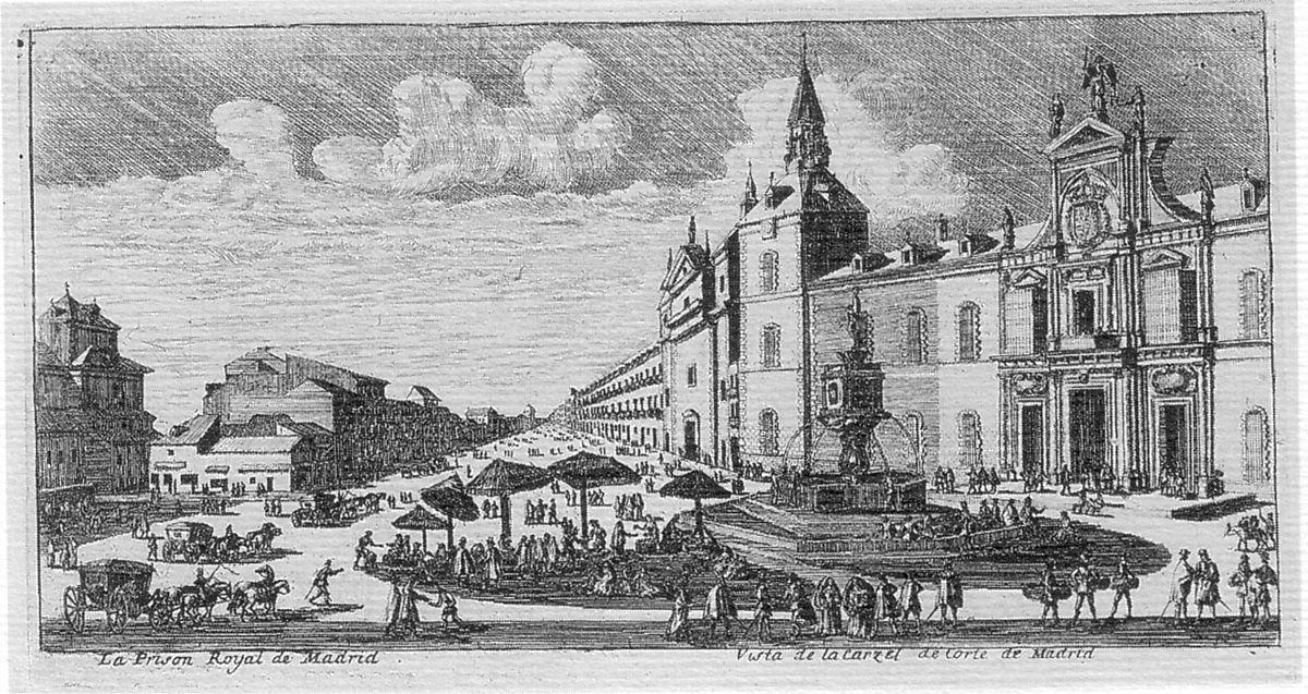 La organización del antiguo Madrid