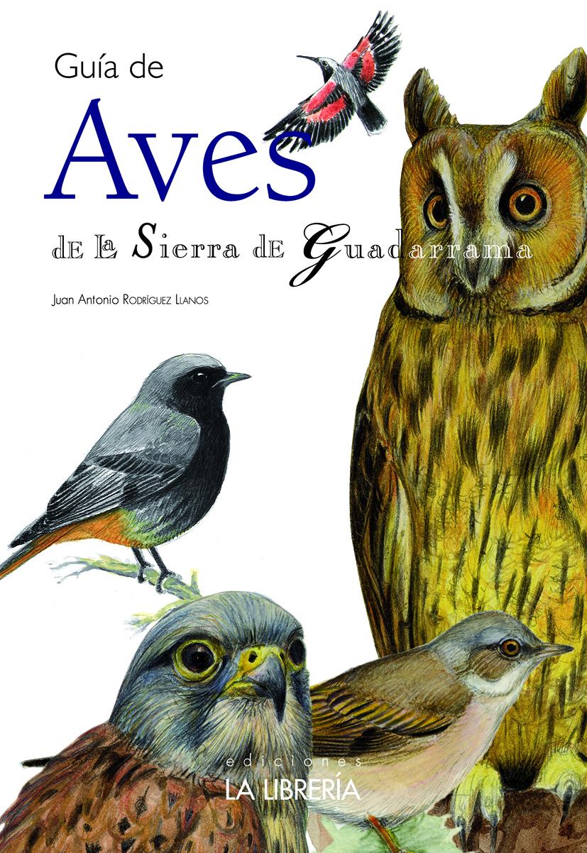 Novedad: Guía de Aves de la Sierra de Guadarrama