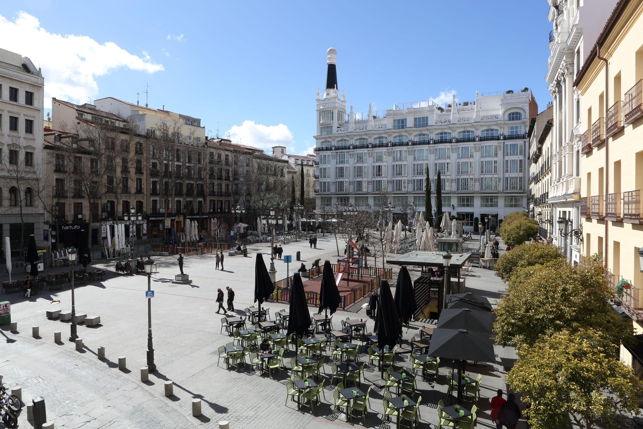 La foto de la semana: Plaza de Santa Ana