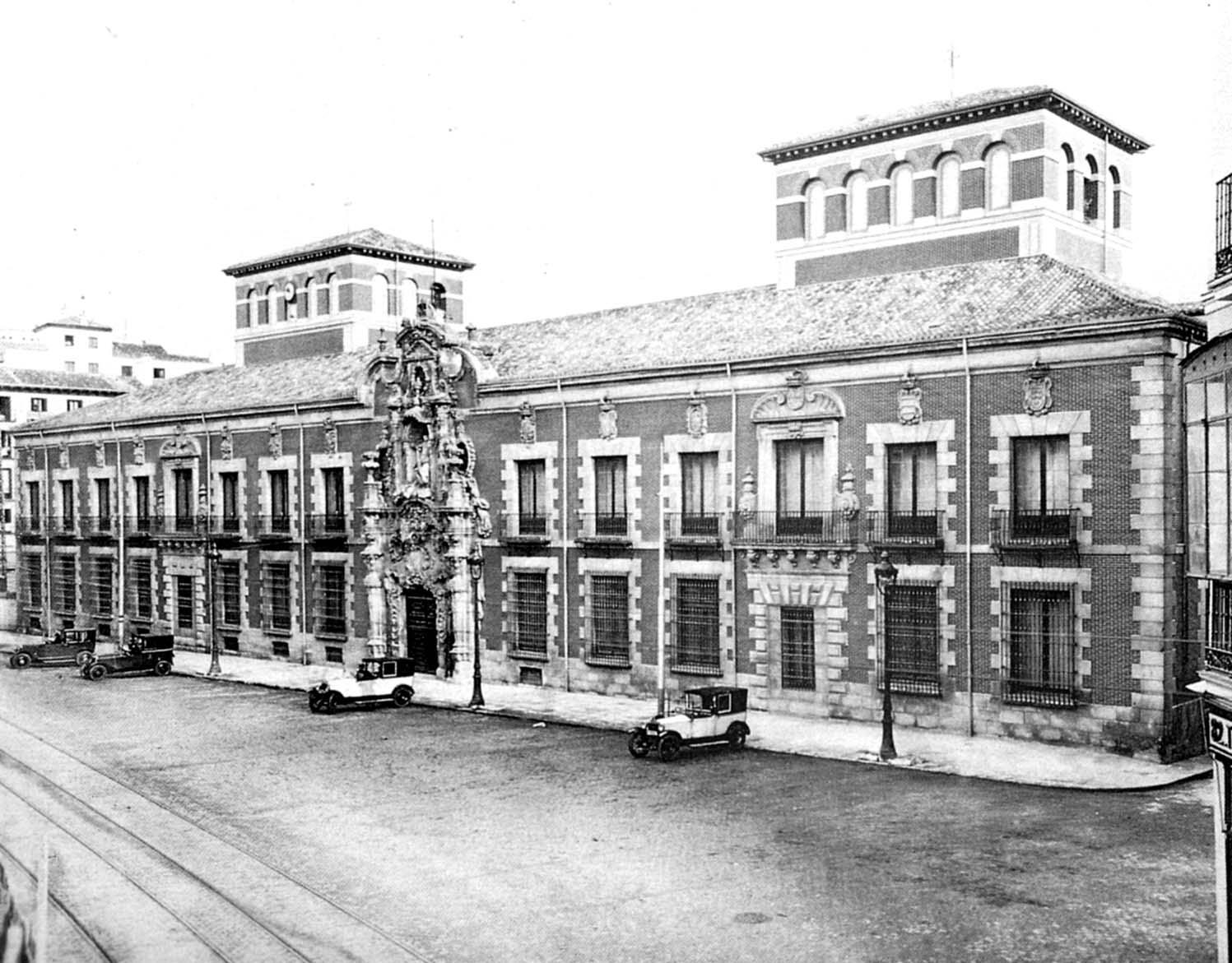 Hospicio de la Calle Fuencarral, Madrid