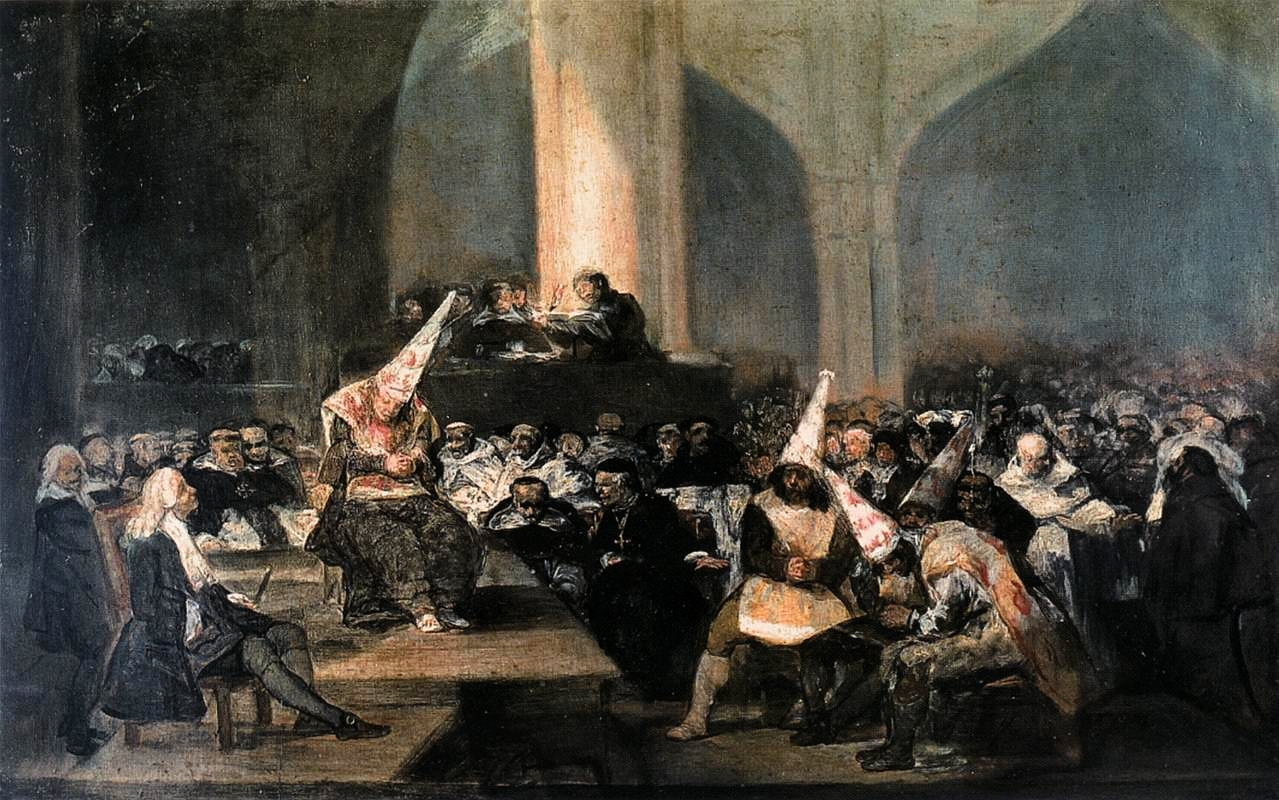 La huella de la Inquisición en el callejero de Madrid