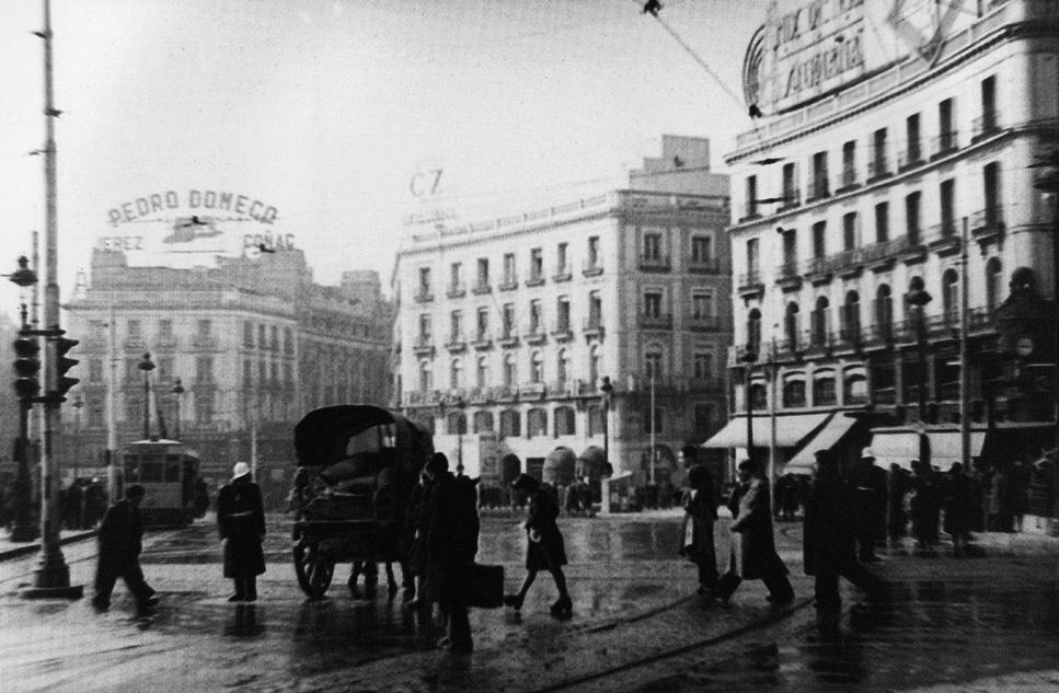 Puerta del Sol 1944