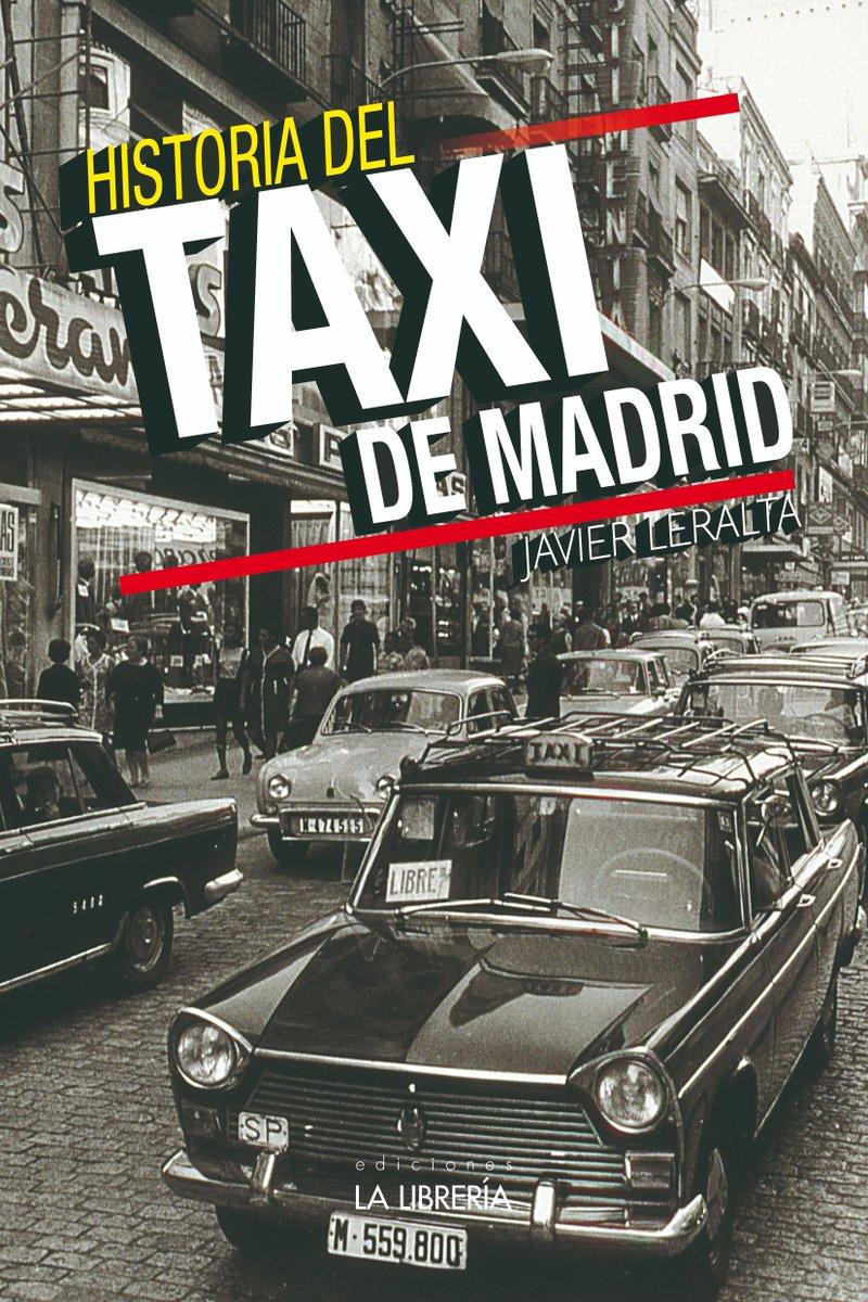 Historia del taxi de Madrid