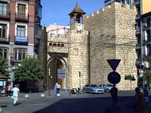 Las murallas medievales de Madrid