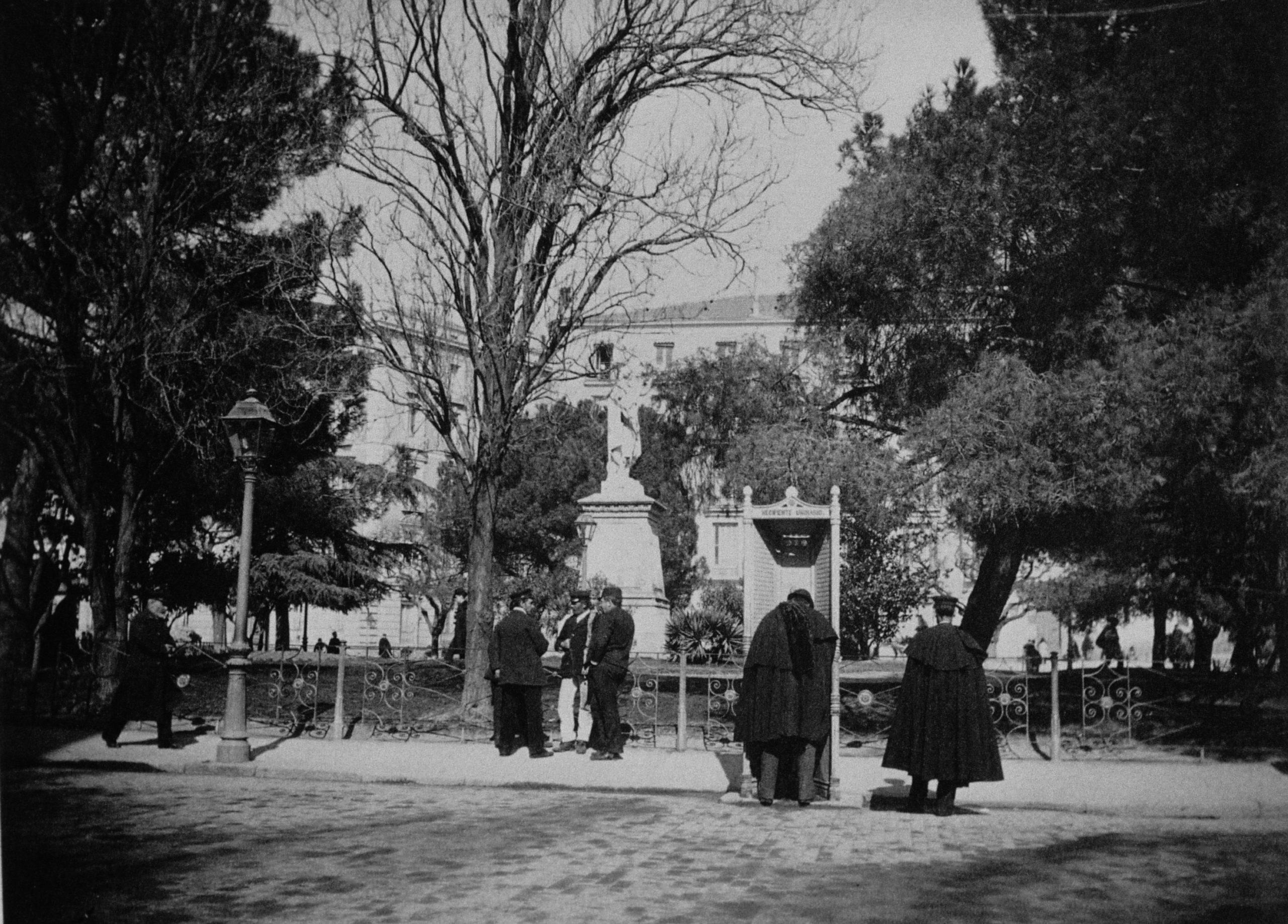 Plaza de Isabel II