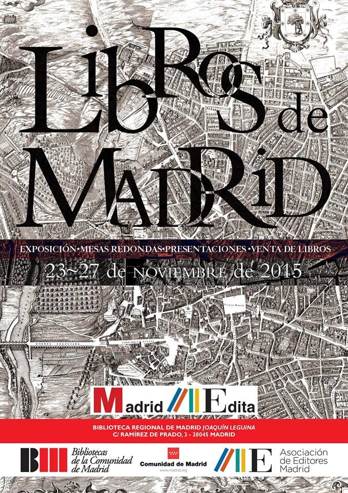 Nueva edición de 'Madrid Edita'