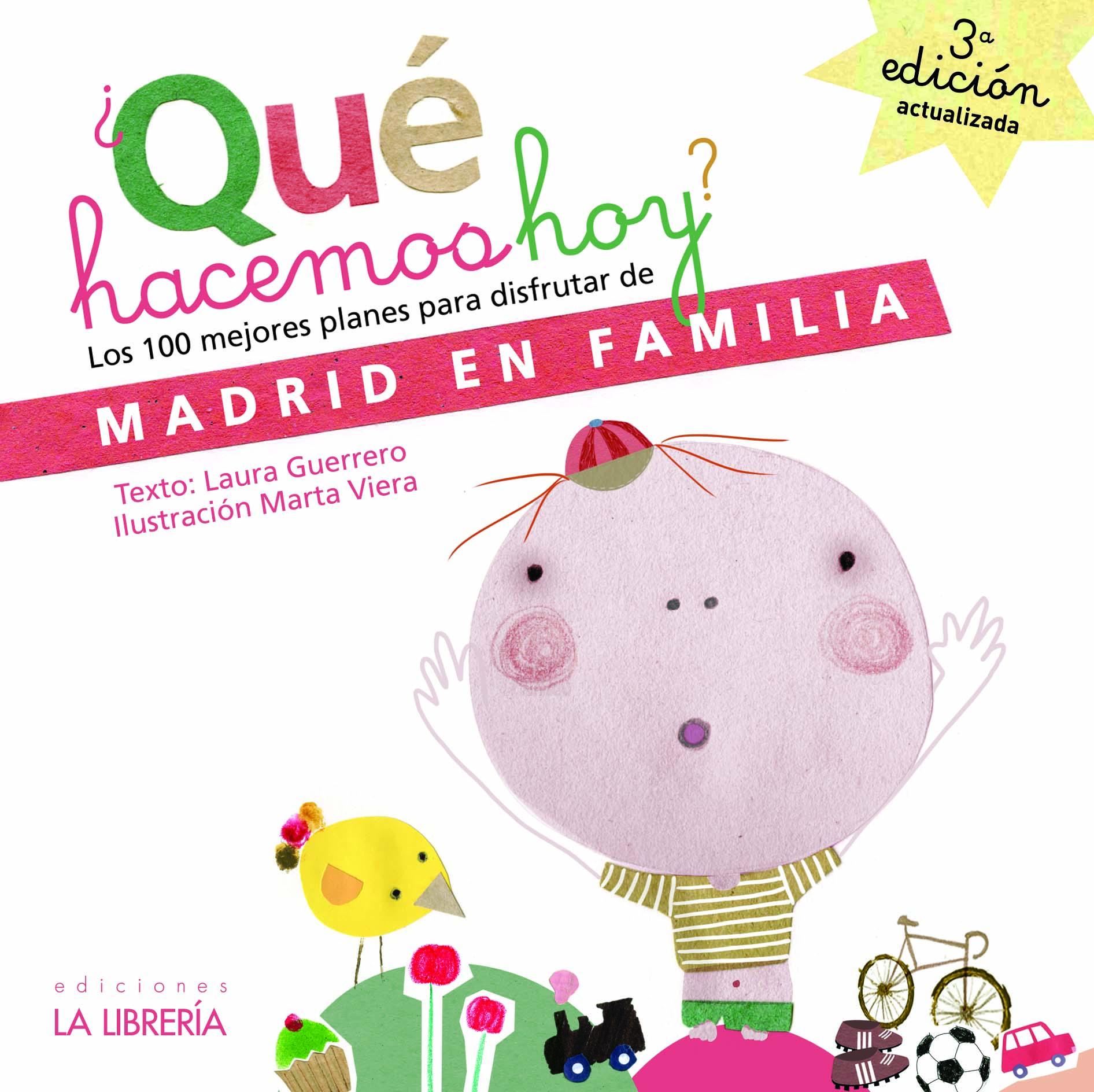 Recomendamos: ¿Qué hacemos hoy? Los 100 mejores para disfrutar de Madrid en familia