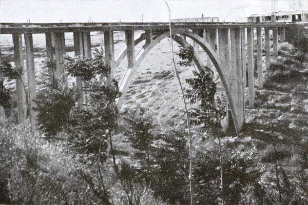 El viaducto del aire: una gran obra para sólo un año de servicio