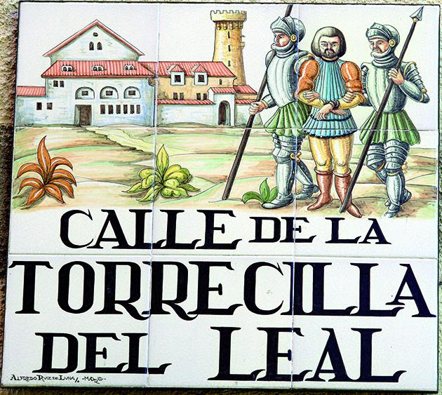 CALLE DE LA TORRECILLA DEL LEAL